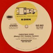"""Korn, Christmas Song (12"""")"""