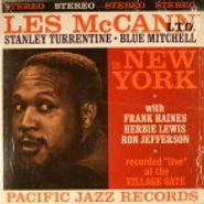 Les McCann, Les McCann In New York (LP)
