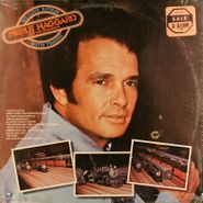 Merle Haggard, My Love Affair With Trains (LP)