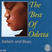 Odetta, The Best Of Odetta: Ballads And Blues [1992 Issue] (CD)