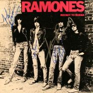 Ramones, Rocket To Russia [Signed] (LP)