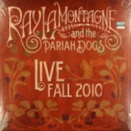 Ray LaMontagne and the Pariah Dogs, Live Fall 2010 (LP)