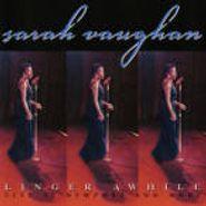 Sarah Vaughan, Linger Awhile: Live At Newport and More (CD)
