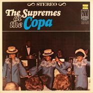 The Supremes, At The Copa (LP)