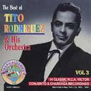 Tito Rodriguez, Vol. 3-Best Of Tito Rodriguez (CD)
