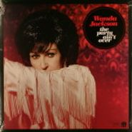 Wanda Jackson, The Party Ain't Over (LP)