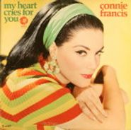 Connie Francis, My Heart Cries For You (LP)
