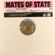 "Mates Of State, Re-Arranged: Remixes Volume 1 (12"")"