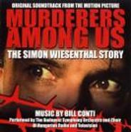 Bill Conti, Murderers Among Us: The Simon Wiesenthal Story [OST] (CD)