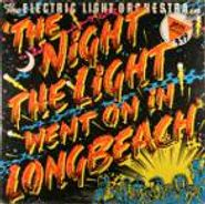 Electric Light Orchestra, The Night The Light Went On In Long Beach (LP)