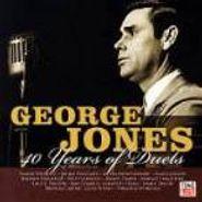 George Jones, 40 Years Of Duets (CD)