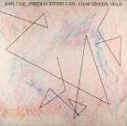 John Cage, Cage:Freeman Etudes I-XVI for Violin (LP)