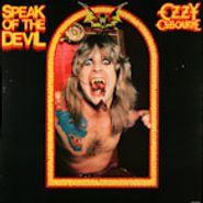 Ozzy Osbourne, Speak Of The Devil (LP)