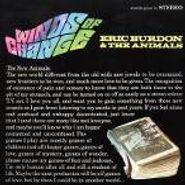 Eric Burdon & The Animals, Winds Of Change (CD)