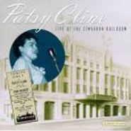 Patsy Cline, Live At The Cimarron Ballroom (CD)