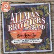 The Allman Brothers Band, S.U.N.Y. at Stonybrook 9/19/71 (CD)