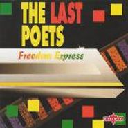 The Last Poets, Freedom Express (CD)
