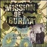 Mission Of Burma, Accomplished: The Best Of Mission Of Burma (CD)