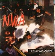 N.W.A., Efil4Zaggin' / 100 Miles And Runnin' (LP)