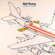 Neil Young, Landing On Water [German] (LP)