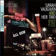 Sarah Vaughan & Her Trio, At Mister Kelly's (CD)