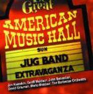 Various Artists, Great American Music Hall Jug Band Extravaganza (CD)