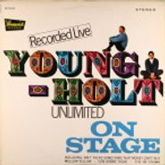 Young-Holt Unlimited, On Stage Recorded Live (LP)