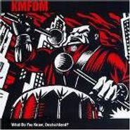 KMFDM, What Do You Know, Deutschland? (CD)