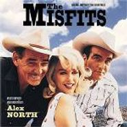 Alex North, The Misfits [Score] (CD)