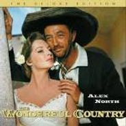 Alex North, The Wonderful Country / The King and Four Queens [Deluxe Edition] [Score] (CD)