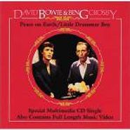David Bowie, Peace On Earth / Little Drumer Boy (CD)