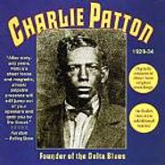 Charley Patton, Founder Of The Delta Blues (CD)