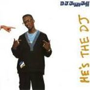 DJ Jazzy Jeff & The Fresh Prince, He's The DJ, I'm The Rapper  (CD)