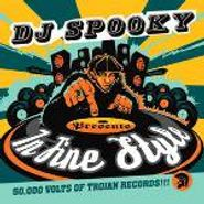 DJ Spooky, In Fine Style: 50,000 Volts Of Trojan Records (CD)