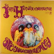 The Jimi Hendrix Experience, Are You Experienced (LP)