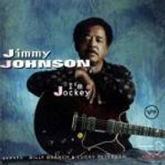 Jimmy Johnson, I'm A Jockey (CD)