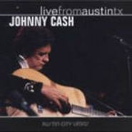 Johnny Cash, Live From Austin TX - Austin City Limits (CD)