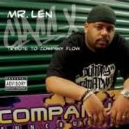 Mr. Len, Class X-Tribute To Company Flo (CD)