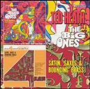Ted Heath, The Big Ones / Satin, Saxes & Bouncing Brass (CD)