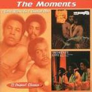 The Moments, Look At Me/Live at the New York State Women's Prison (CD)
