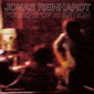 Jonas Reinhardt, Powers Of Audition (LP)