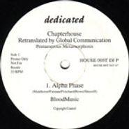 "Chapterhouse, Blood Music (Pentamerous Metamorphosis) Retranslated by Global Communication (12"")"