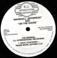 """Marshall Jefferson, Move Your Body (12"""")"""