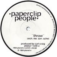 "Paperclip People, Throw (12"")"