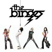 The Binges, The Binges [Home Grown] (CD)
