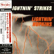 Lightnin' Hopkins, Lightnin' Strikes [Mini-LP] (CD)