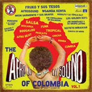 Various Artists, Afrosound Of Colombia (CD)