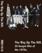 Various Artists, Way Up The Hill - 20 Gospel Hits (Cassette)