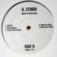 Gang Starr, Hard To Earn [Instrumentals] (LP)