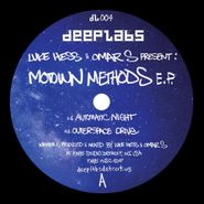 "Luke Hess, Motown Methods EP (12"")"